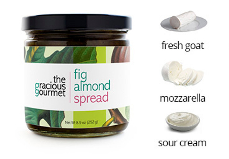 Fig Almond Spread
