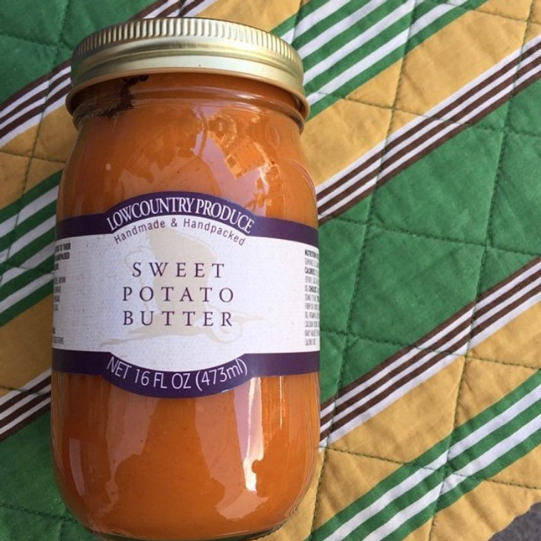 Sweet Potato Butter