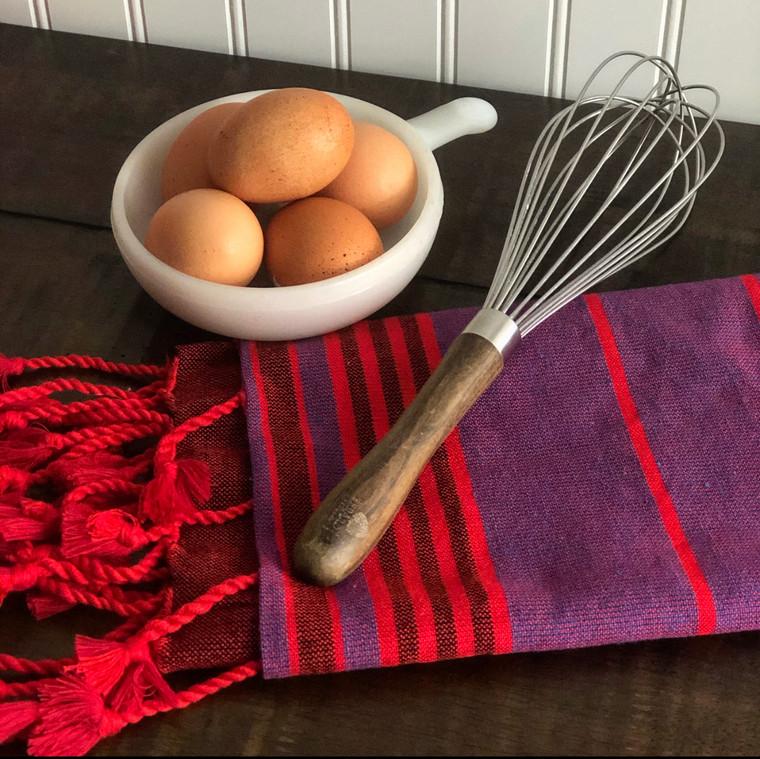 Jewel Tone Turkish Hand Towel