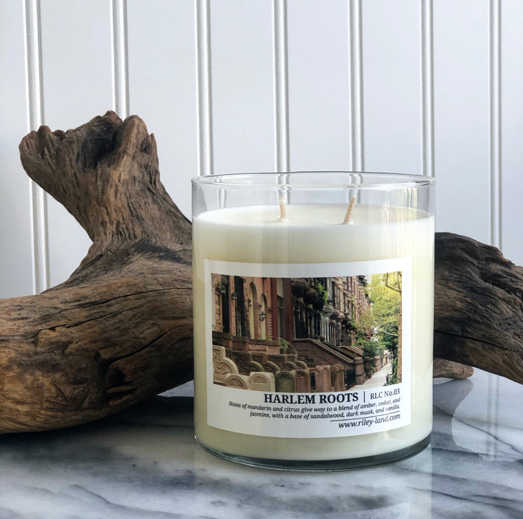 Harlem Roots Candle