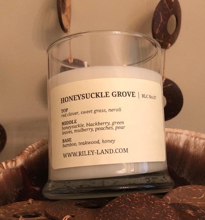 Honeysuckle Grove Candle