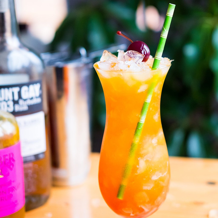 Tropical Passionfruit Syrup
