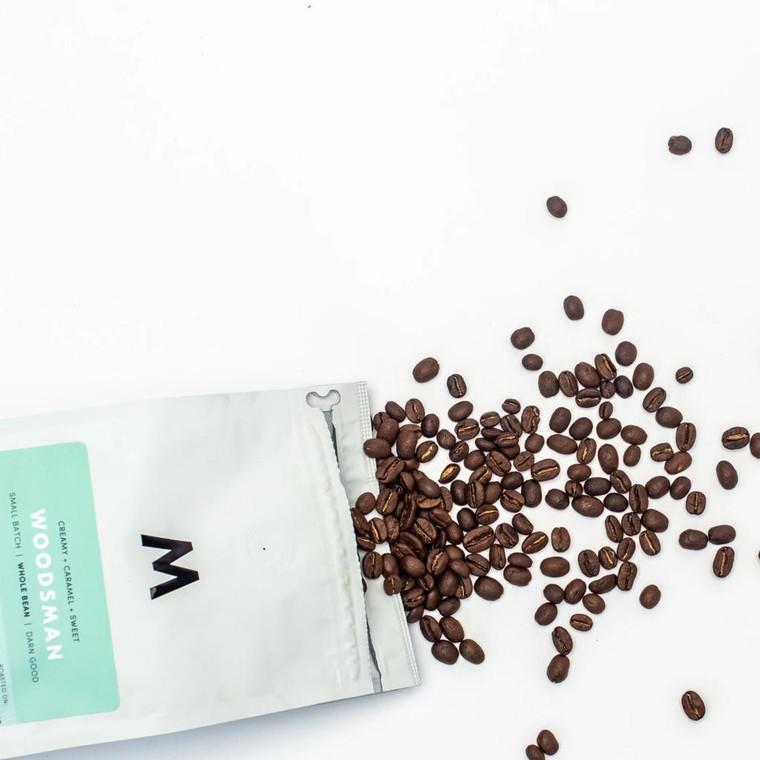 The Woodsman Coffee