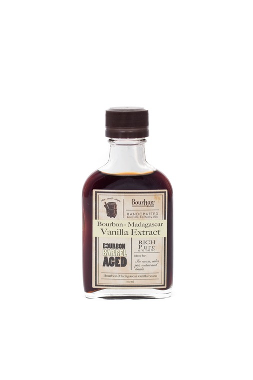 Bourbon Barrel Aged Madagascar Vanilla