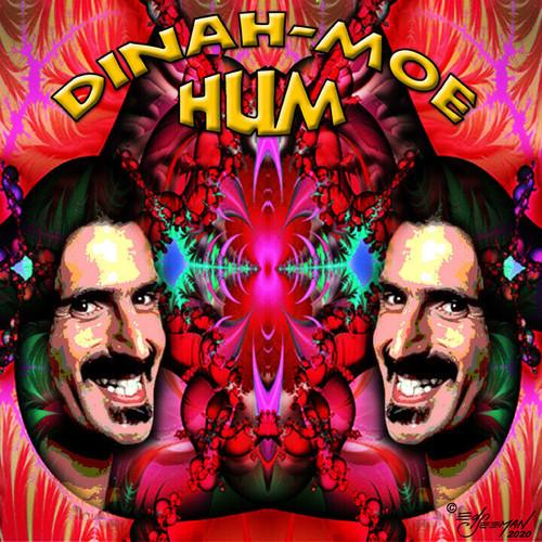 Dinah-Moe Hum Tribute T-Shirt or Poster Print by Ed Seeman