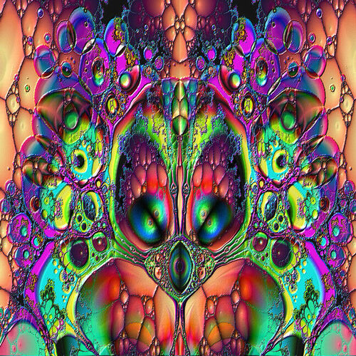Brain Bug T-Shirt or Poster Print by Ed Seeman