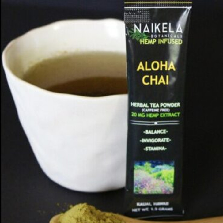 Naikela Botanicals - Aloha Chai Herbal Tea Powder