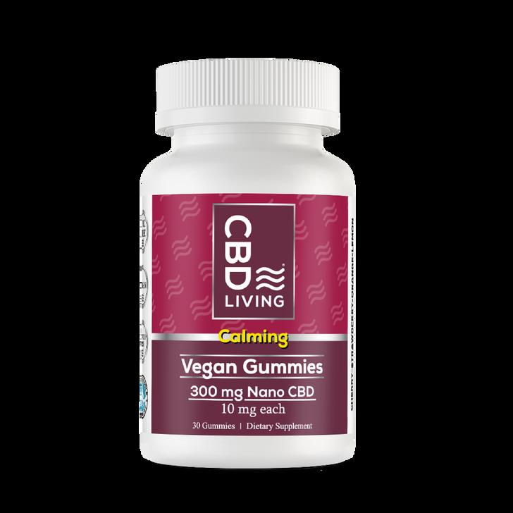 CBD Living - Vegan Gummies - 300mg