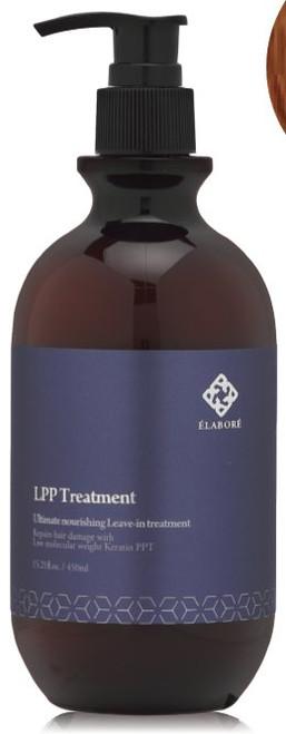 Elabore LPP Treatment [Leave-in] 15.20fl.oz / 450ml & 1000ml