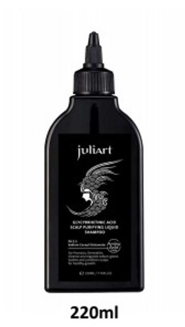 Juliart Glycyrrhetinic Acid Exfoliating Scalp Sampoo pH5.5 (220ml / 7.76fl.oz)