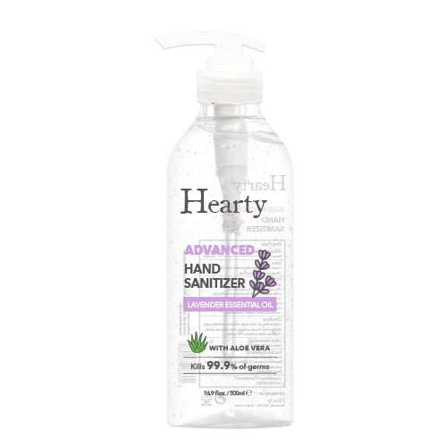 Hearty Advanced Hand Sanitizer 500ml