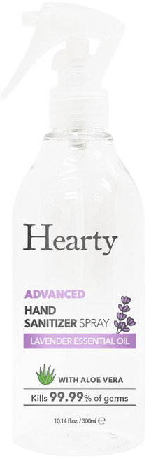 Hearty Advanced Spray type Sanitizer 300ml
