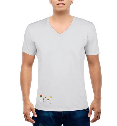 This T-Shirt offers elegance in casual wear with subtle texture and saturated color.  •	Short sleeves •	Super soft Cotton •	Machine washable •	Imported