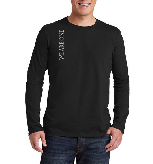 This T-Shirt offers elegance in casual wear with subtle texture and saturated color.  •	Long sleeves •	Super soft Cotton •	Machine washable •	Imported