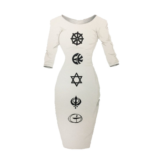 This item comes with a clear message that we must respect the freedom of individual beliefs. We believe that it is the basic right of a human to pursue their religion. We respect the opinion of everyone and aim to promote religious harmony globally.
