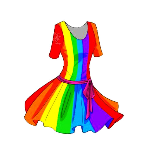 This item comes with a message that we may have different sexual orientations, but the difference does not give us the right to judge and label someone, and express our disapproval. We believe that individuals should openly embrace their true self. We respect the opinions of people and their choices as it is imperative in bringing peace and harmony.