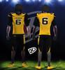 Fully Custom Game Football Uniforms - Design examples