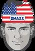 American Flag Head Sleeve