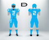 Balling On a Budget Football Uniform - Sublimated Football Uniform