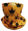 Yellow and Black Crown