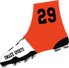 Solid Color Spats - Custom -  add your number