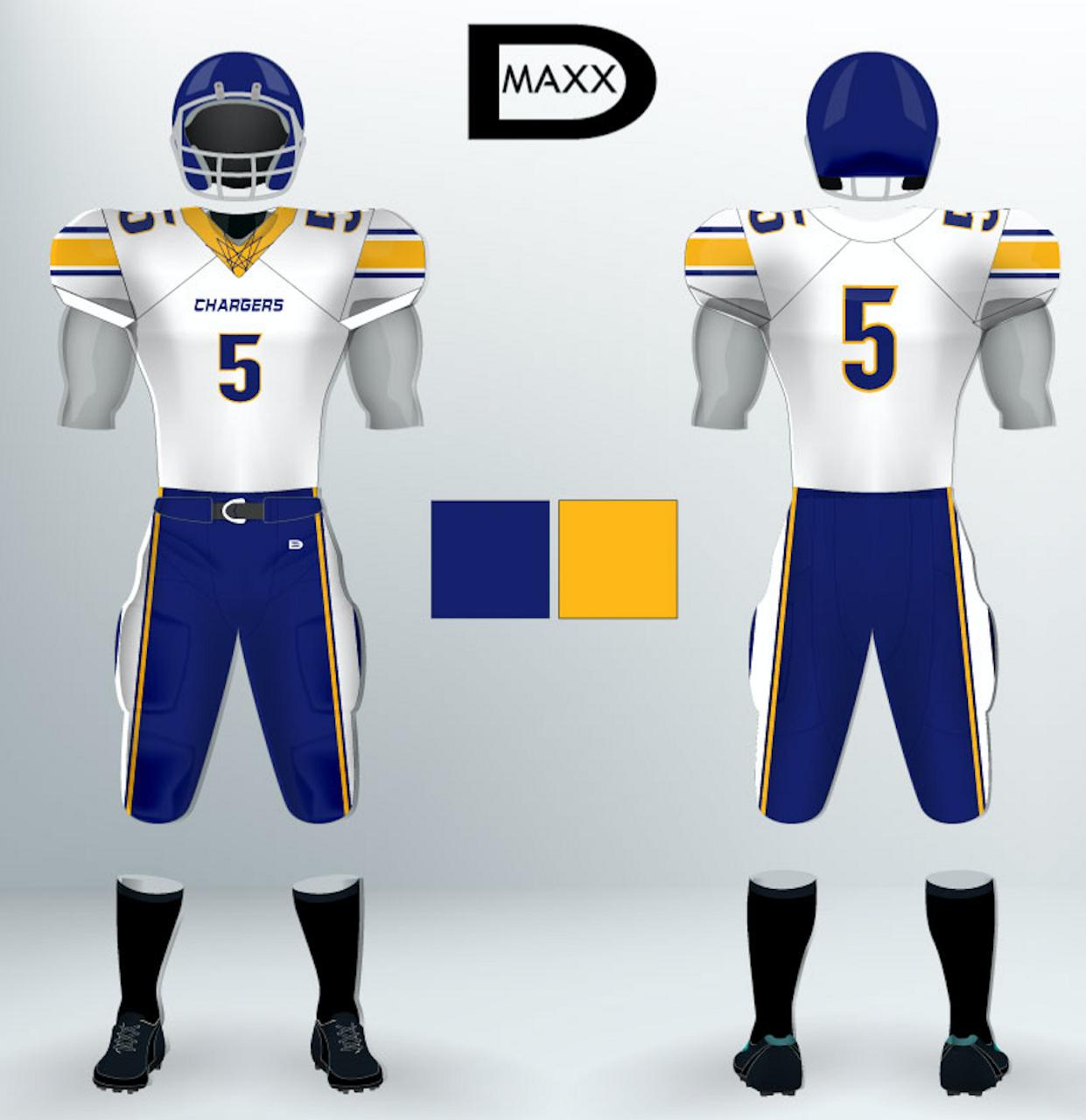 size 40 85dfe e8a5d Sublimated Football Uniforms Order@dmaxxsports.com