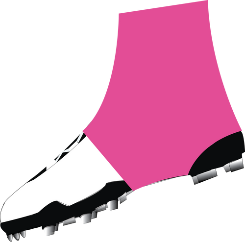Breast Cancer Awareness Spats (cleat covers)