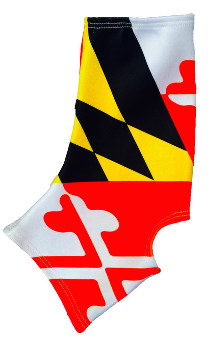 Maryland Flag Spats (cleat covers)