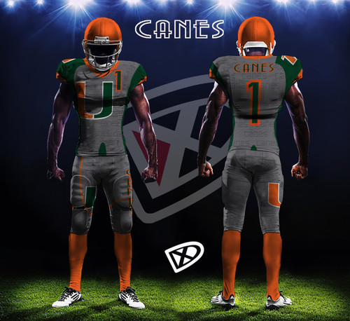 Fully Custom Game Football Uniforms - Design examples - DmaxxSports ef9c18058