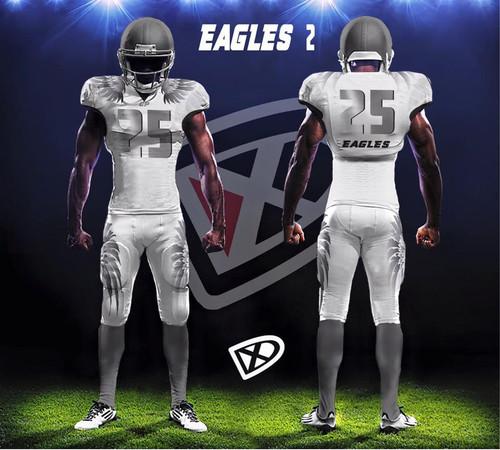 the latest b677c c9c98 Fully Custom Game Football Uniforms - Design examples
