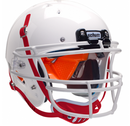 Schutt Hybrid Youth Helmet with No Air liner