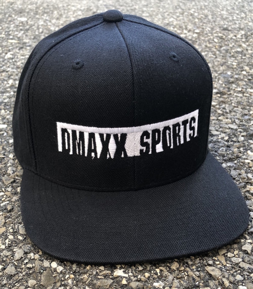 DMAXX SPORTS Fade to Black Embroidery - SNAP BACK