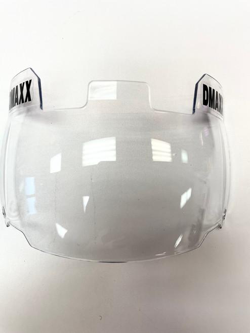 Bubble Face - clear visor