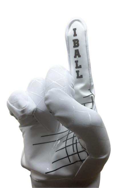 IBALL  Gloves - Super Sticky - White