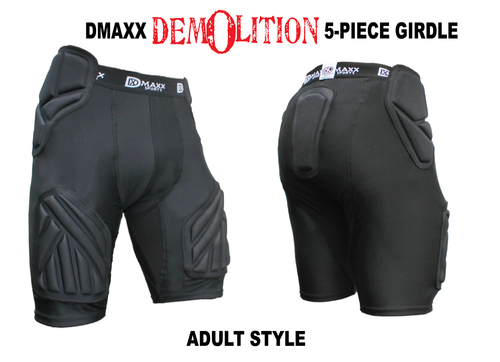 Demolition 5 piece Girdle - Adult size