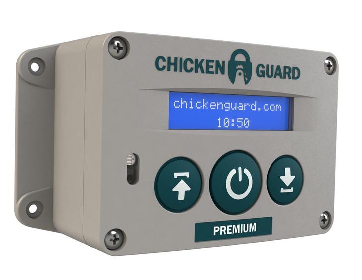 Chickenguard Auto Opener