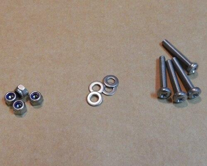 M4 Nut and Bolt Set x4