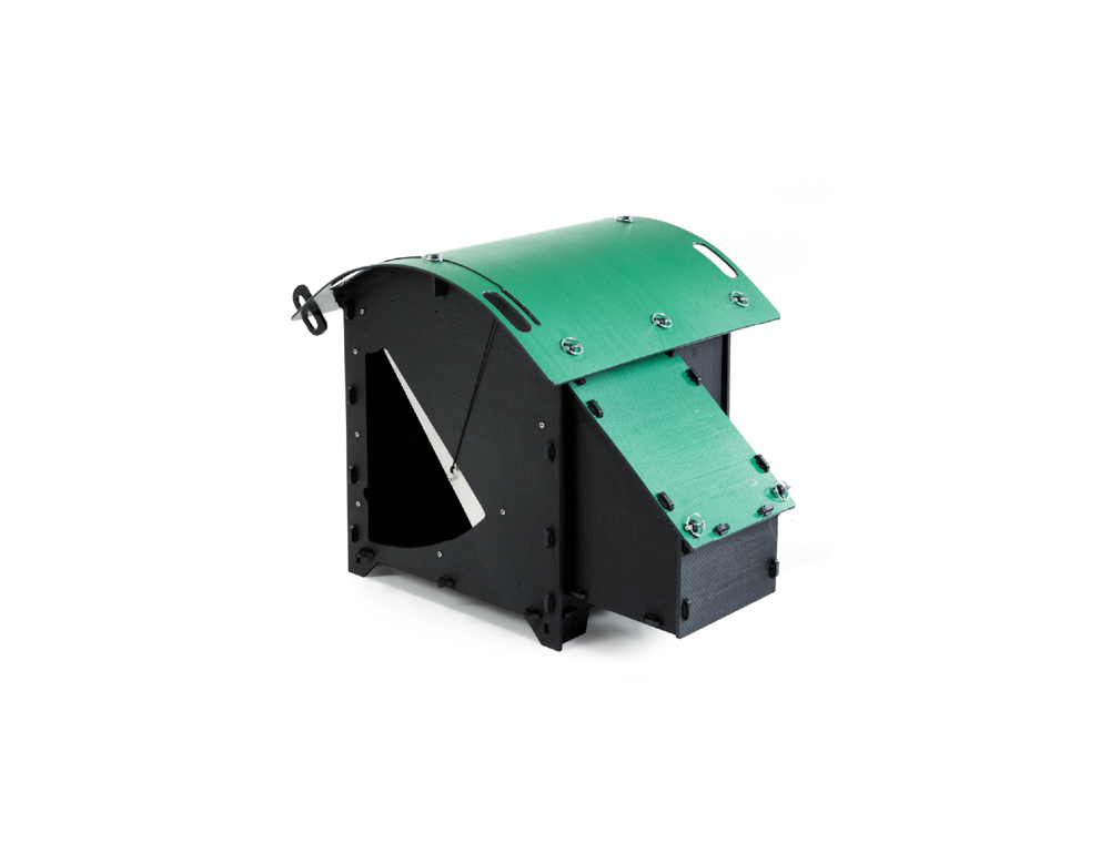 Recycled_Plastic_Chicken_Coop_Small_House_2-4_Chickens_Green