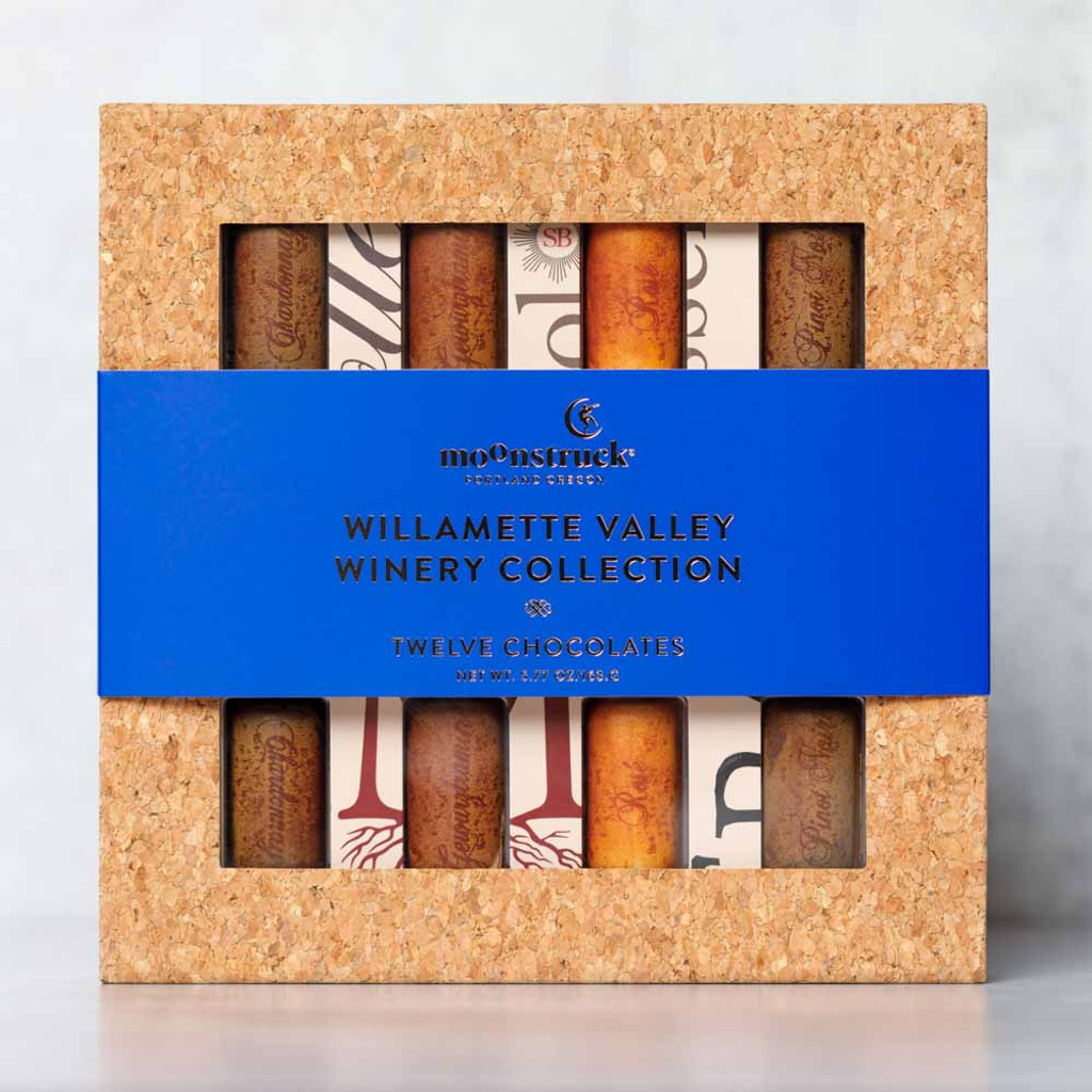 The Willamette Valley Winery Collection 12pc