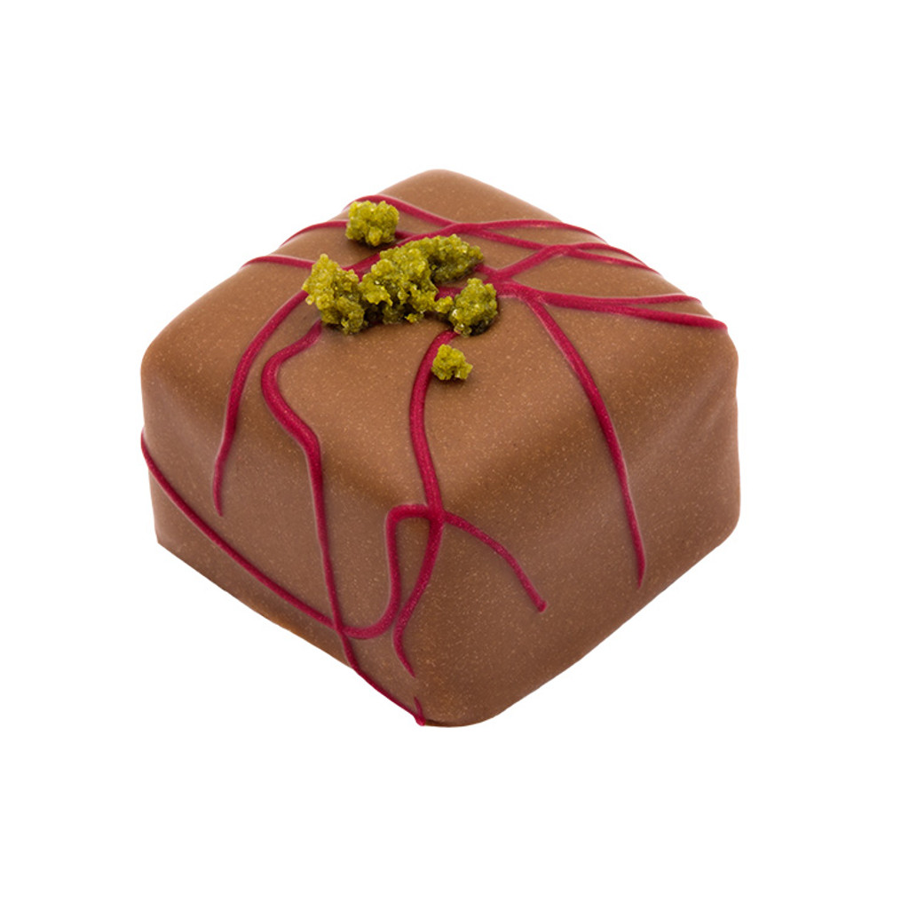 Strawberry Basil Truffle