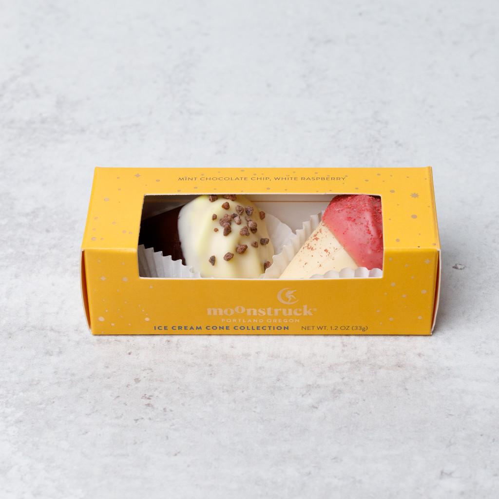 Ice Cream Cone Collection 2pc
