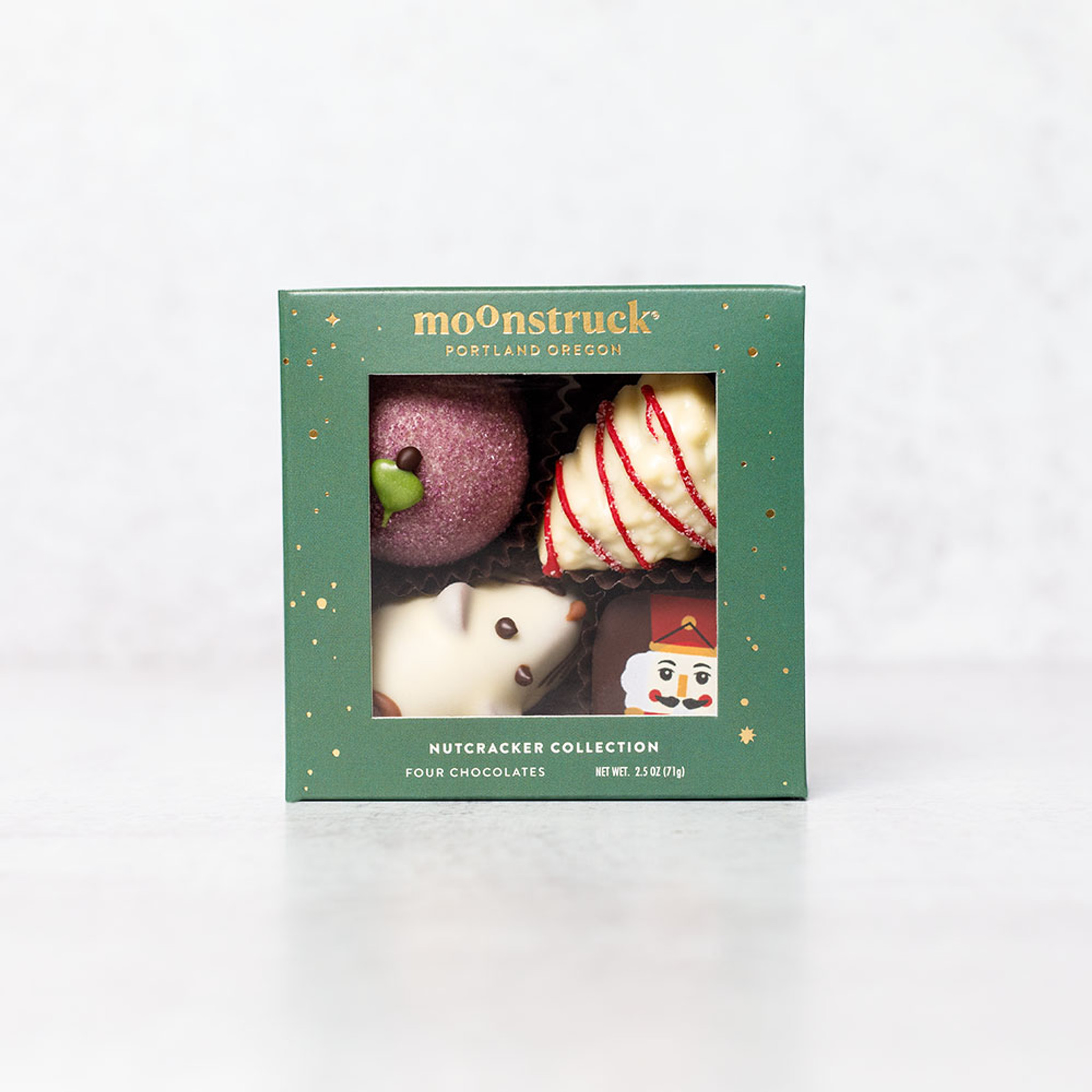 Nutcracker Collection 4pc