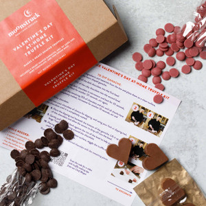 Valentine's Day At-Home Truffle Kit