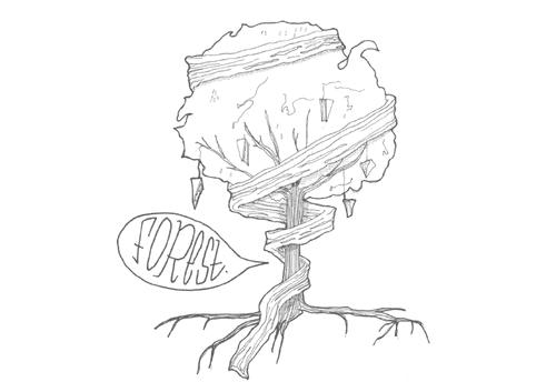 | Forest : brie, gebakken spek, rucola, mosterddressing, pijnboompitjes |