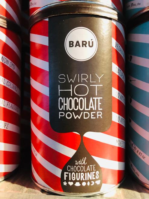 Baru Chocolate Powder met chocolade figuurtjes