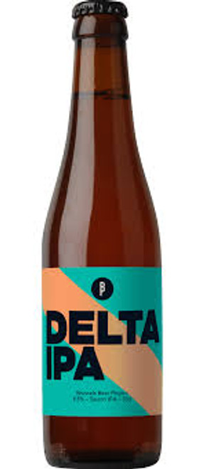 Delta IPA Brussels Beer Project
