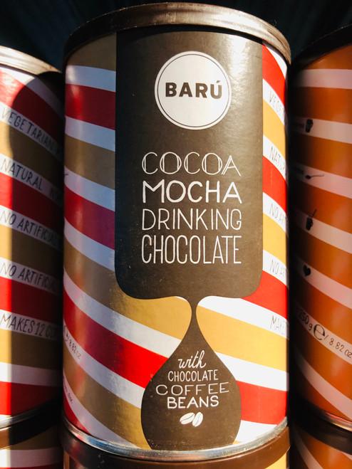 Cocoa mocha drinking chocolate