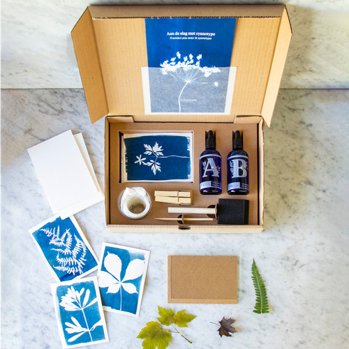Botanopia Cyanotype Kit