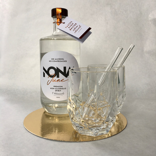 Let's not get tipsy Nona gin