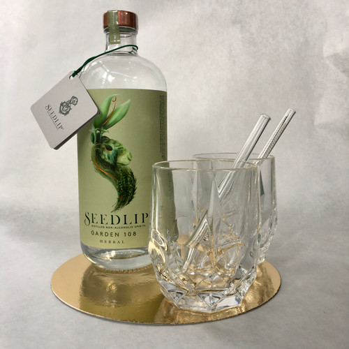 Let's not get tipsy Seedlip gin